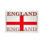 England English St. George Flag Rectangle Magnet (