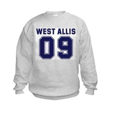 WEST ALLIS 09 Sweatshirt