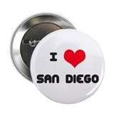 San Diego Love Button