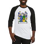Khlebnikov Family Crest Baseball Jersey