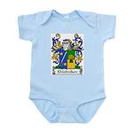 Khlebnikov Family Crest Infant Creeper