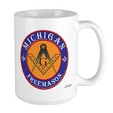 Michigan Mason Mug