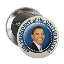 "President Obama inauguration 2.25"" Button (10"