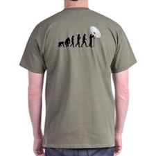 Satellite Dish Technician T-Shirt