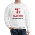 Twilight Mom Sweatshirt