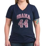 Obama 44th President pnk Shirt