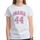 Obama 44th President pnk Tee