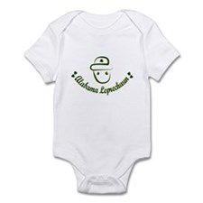 Alabama Leprechaun Infant Bodysuit