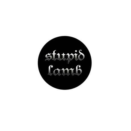 Stupid Lamb Twilight Mini Button (10 pack)