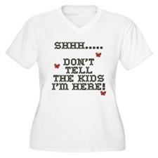 Shh.. Don't Tell The Kids T-Shirt
