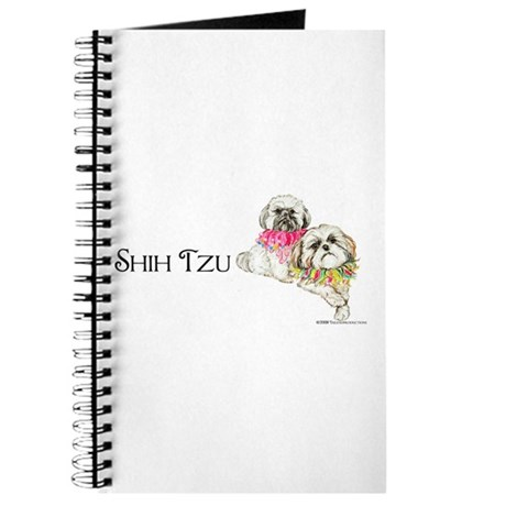 Two Shih Tzu! Journal