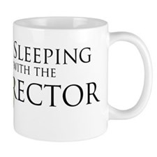 Sleeping With the Director Mug
