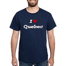 I HEART QUEBEC T-Shirt