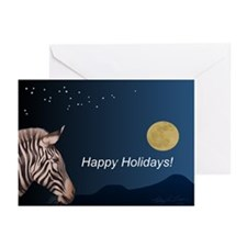 Zebra Greeting Cards (Pk of 20)