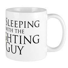 Sleeping with the Lighting Guy Coffee Mug