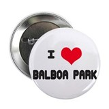 Balboa Park Love Button
