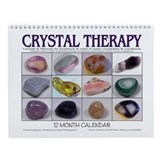 ...Crystal Therapy... Wall Calendar