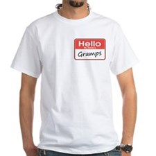 Hello, My name is Gramps Shirt