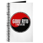 GOJU RYU A Way Of Life Yin Yang Journal