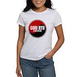 GOJU RYU A Way Of Life Yin Yang Women's T-Shirt