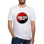GOJU RYU A Way Of Life Yin Yang Fitted T-Shirt