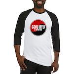 GOJU RYU A Way Of Life Yin Yang Baseball Jersey