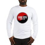 GOJU RYU A Way Of Life Yin Yang Long Sleeve T-Shir