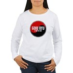 GOJU RYU A Way Of Life Yin Yang Women's Long Sleev