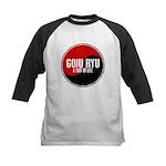 GOJU RYU A Way Of Life Yin Yang Kids Baseball Jers