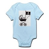 Unique Pirates Infant Bodysuit