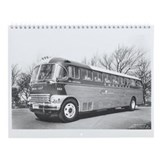 Cute Gillig Wall Calendar