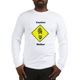 Caution Walker Long Sleeve T-Shirt