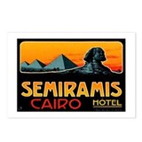 Cairo Egypt Postcards (Package of 8)