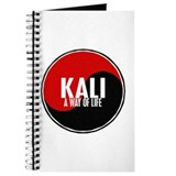 KALI A Way Of Life Yin Yang Journal