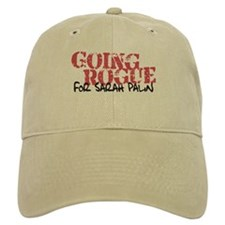 Going Rogue for Sarah Palin Baseball Cap