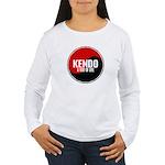 KENDO A Way Of Life Yin Yang Women's Long Sleeve T