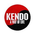 KENDO A Way Of Life Yin Yang 3.5
