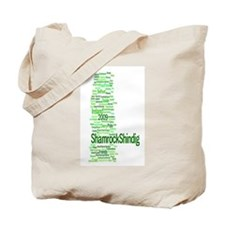 Shamrock ShindigTote Bag