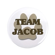 "Twilight - Team Jacob 3.5"" Button"