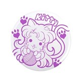 Chibi-Kitty Button