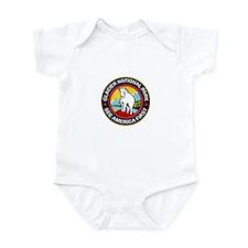 Glacier National Park Montana Infant Bodysuit