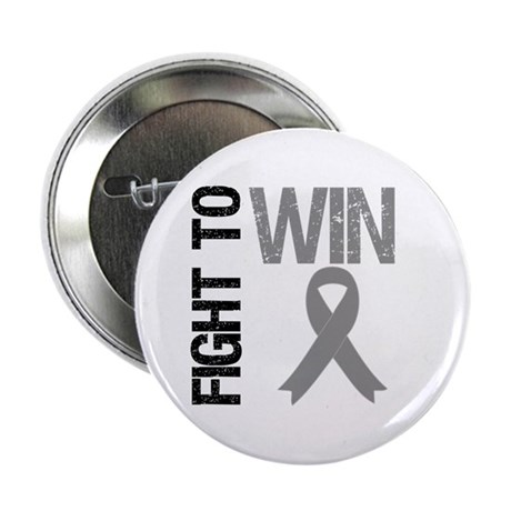 "FightToWin Brain Cancer 2.25"" Button (10 pack)"