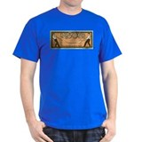 Pulling glass tubes T-Shirt