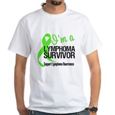 I'm a Lymphoma Survivor v2 Shirt