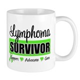 Lymphoma Survivor Mug