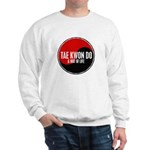 TAE KWON DO Way Of Life Yin Yang Sweatshirt