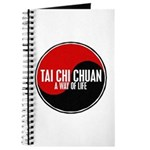 TAI CHI CHUAN Way Of Life Yin Yang Journal