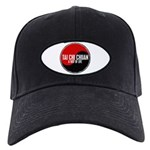 TAI CHI CHUAN Way Of Life Yin Yang Black Cap