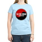 TAI CHI CHUAN Way Of Life Yin Yang Women's Light T
