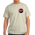 TAI CHI CHUAN Way Of Life Yin Yang Light T-Shirt